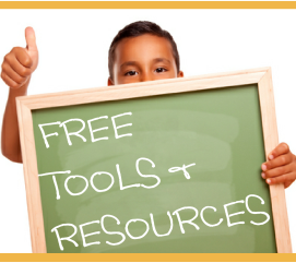 Free resources for social workers, counselors and professionals who work with children